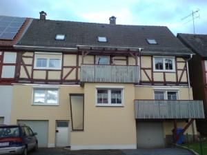 Ferienwohnung Gauder - Weißenburgstr. 11 - 34286 Spangenberg-Pfieffe