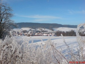 Pfieffe im Winter