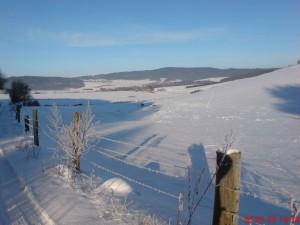 Winteridylle im Pfieffetal